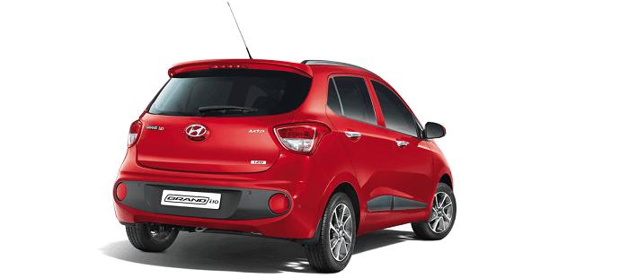 Đánh giá nhanh ngoại thất Hyundai Grand i10 2021
