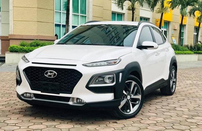 Đánh giá nhanh ngoại thất Hyundai Kona 2021